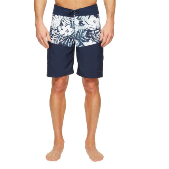 1a5ebb8e357 Columbia Swim | Pfg Low Drag Board Shorts Floral | Poshmark